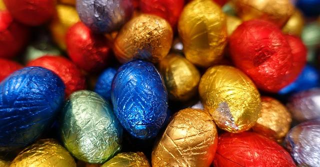 La Rép / Rédac / chocolats de Pâques