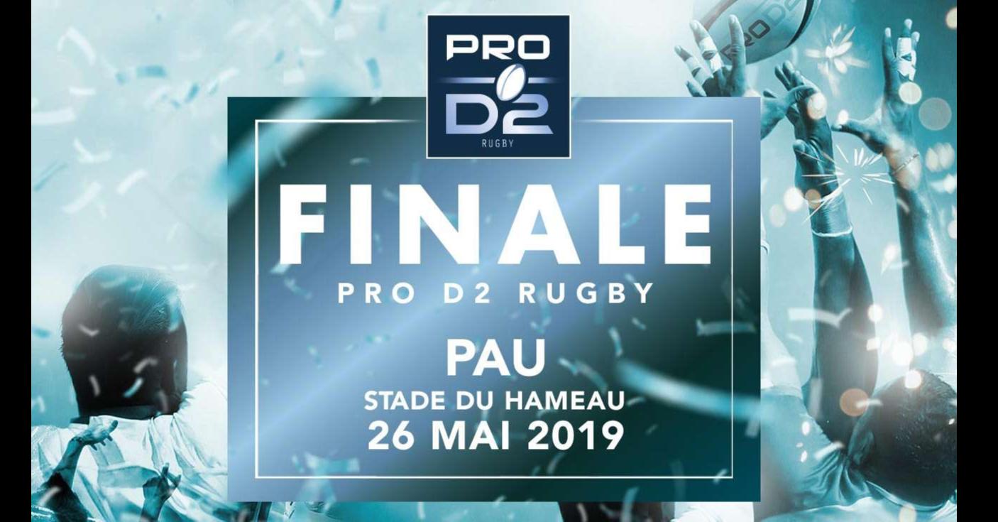 REP / REDAC / Finale Pro D2 19