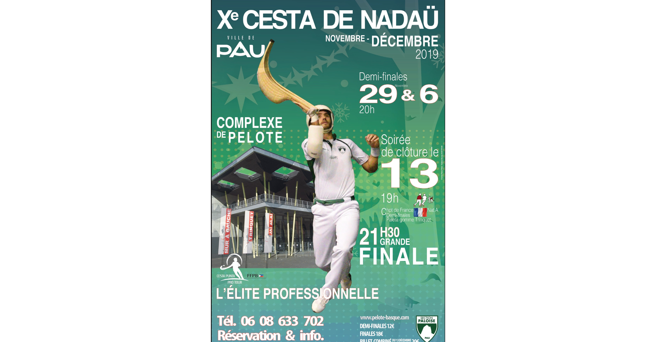 LA REP / COM / CESTA DE NADAU 2019