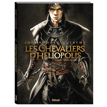 Tentez de gagner un exemplaire du tome 1 de la BD Les Chevaliers d'Héliopolis !
