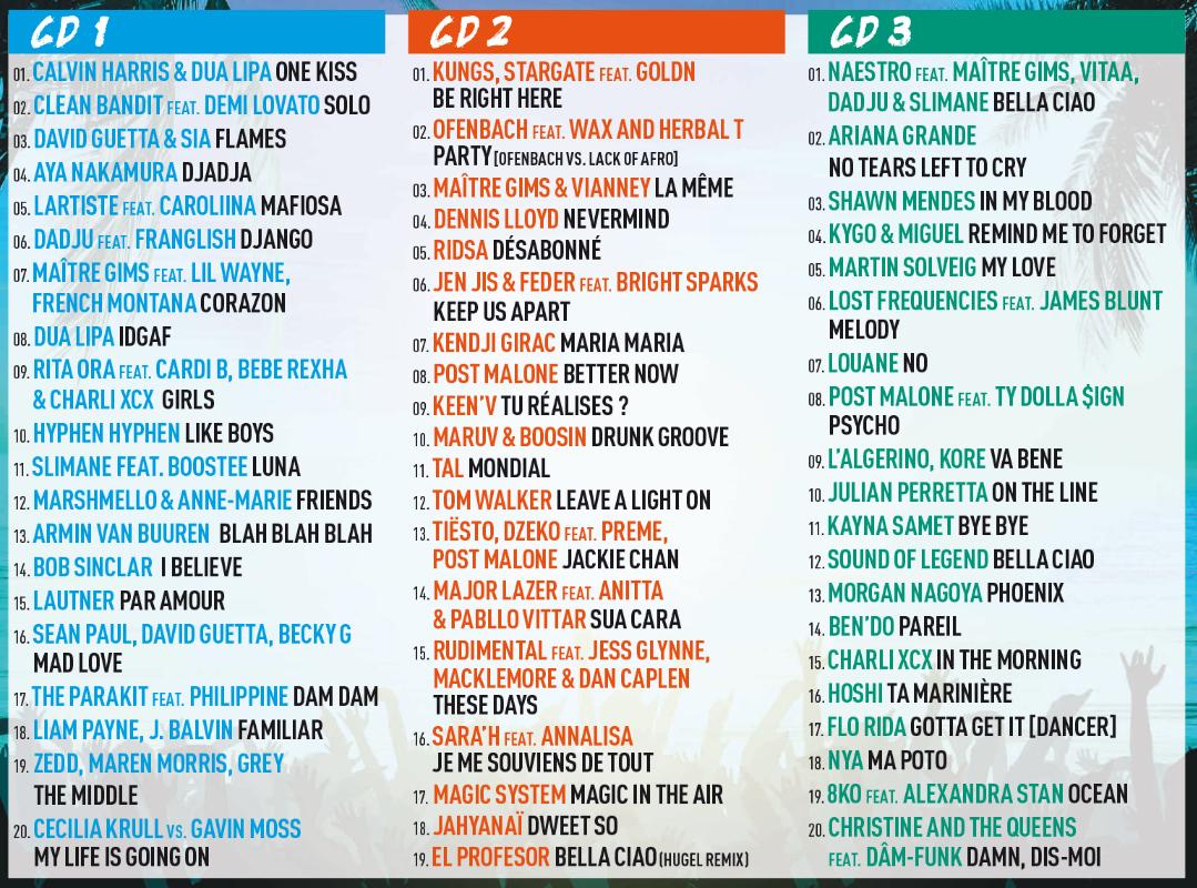 NRJ Beach Party 2018: gagnez votre compilation ! C16A8150-90F8-6388-6BD9325925959082