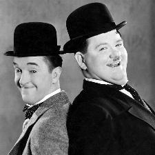 Stan Laurel &Oliver Hardy