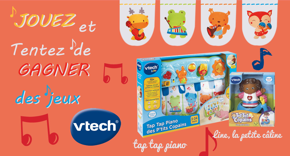 jeux vtech a gagner. Black Bedroom Furniture Sets. Home Design Ideas