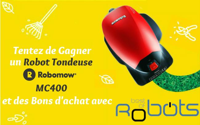 1 robot tondeuse mc400 robomow. Black Bedroom Furniture Sets. Home Design Ideas
